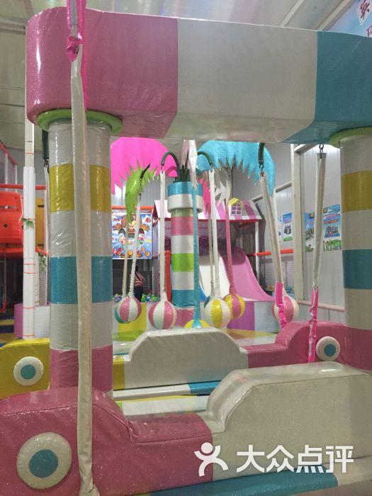梦幻谷儿童游乐园-图片-上海-大众点评网