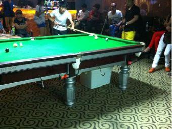 乔氏国际桌球会所