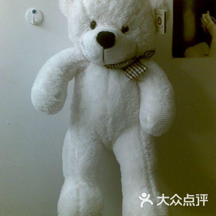 一品行婚庆礼服会所可爱熊熊图片-北京婚礼策划-大众