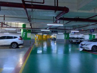 SM新生活广场停车场