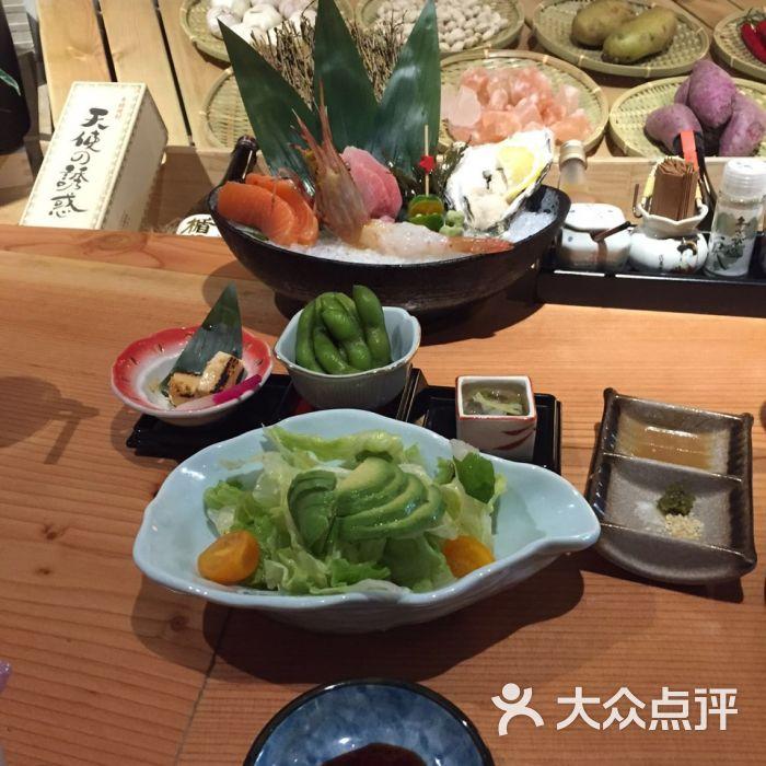 一炉一炉端烧(上海广场特色店)的点评风土人情美食星空,的郑州图片