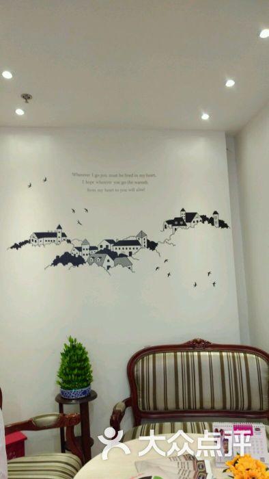 灵格英语-墙面图片-上海学习培训-大众点评网