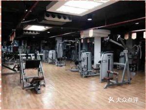 南轩新动力健身俱乐部