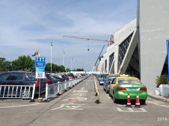 平潭机场停车场