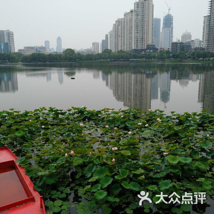 溧阳北湖亭风景区