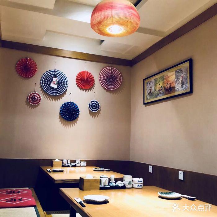 のんた饮太日本料理(森茂大厦店)--环境图片-大连美食