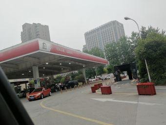 宁东加油站
