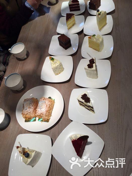 米娜和甜蛋糕-黑白格图片-温州美食-大众点评网