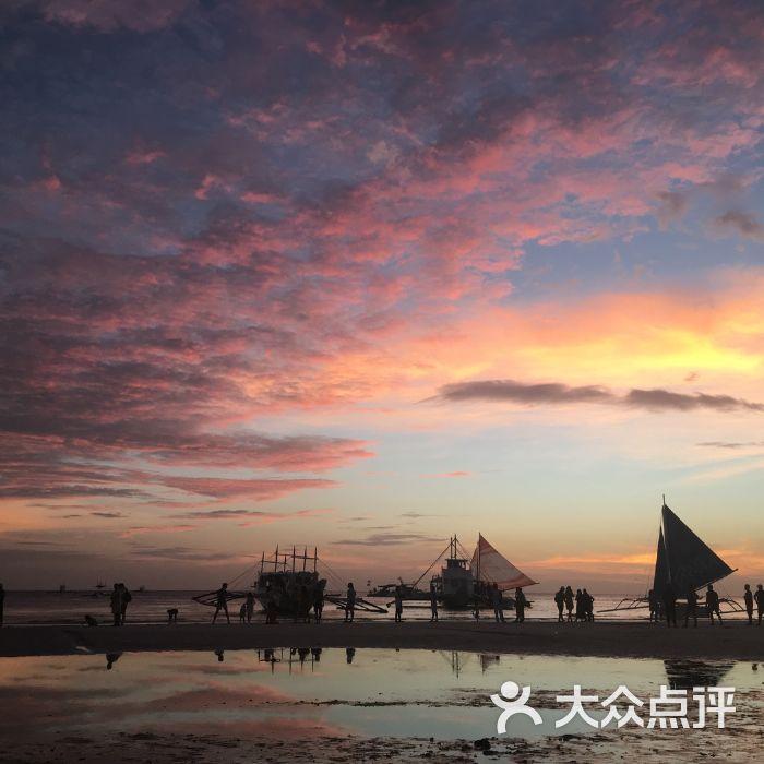 长滩岛丽晶沙滩酒店自助餐厅