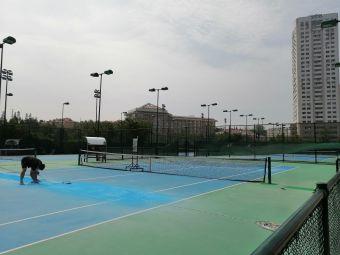 天泰体育场网球场