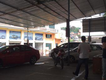 竹溪机动车检测站