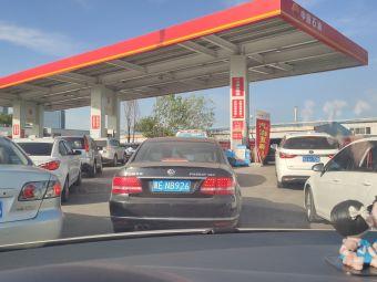 中国石化晋祠路加油站