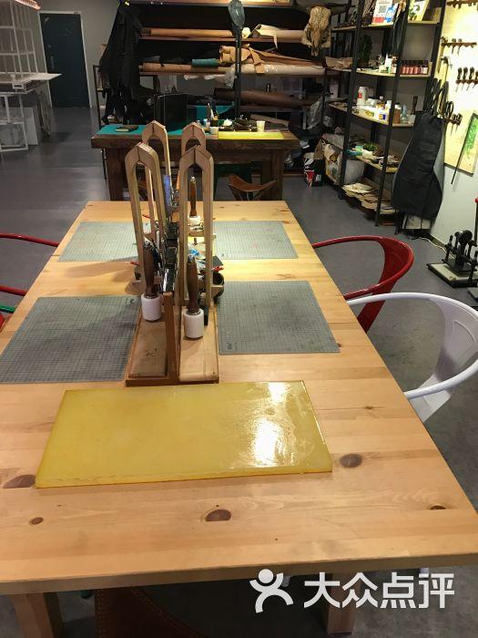 革造工坊手工皮具工作室(爱琴海店)图片 - 第5张