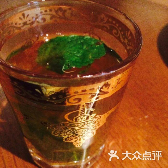 moroccan塔金摩洛哥中东餐厅-薄荷茶图片-上海