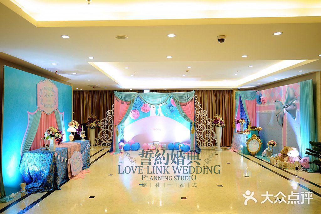 华美达酒店婚礼布置图片 - 第36张