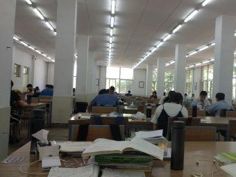 太原理工大学虎峪校区图书馆