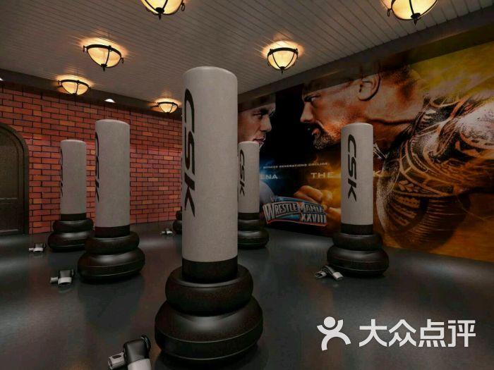 锐健身直营店加州铁馆-图片-北京运动健身-大众