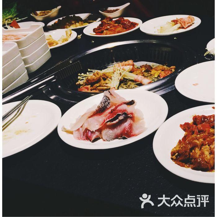全清鼓韩式自助图片火锅-美食-吉林烤肉-大众点美食送餐附近图片