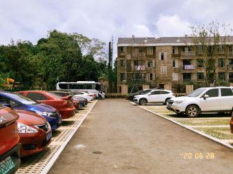 柱里景区观景台停车场