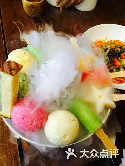 冰淇淋火锅