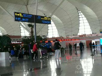 大连国际机场营口城市候机楼(新华支行)