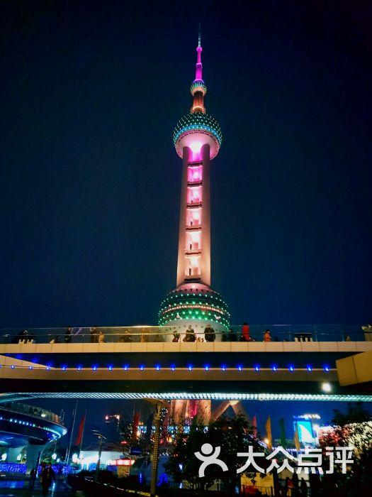 东方明珠塔-图片-上海景点-大众点评网