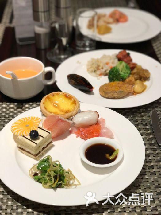 天骊君廷大酒店塞纳宫西餐厅晚餐图片 - 第181张