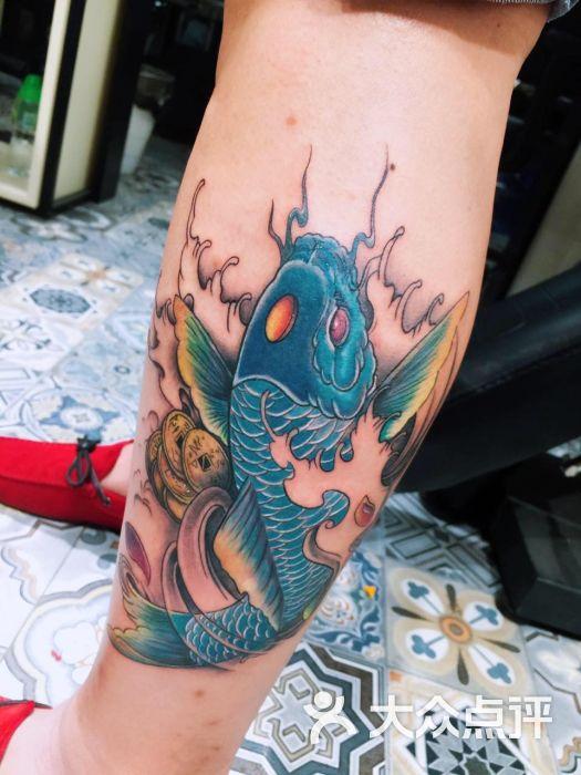 tattoomama纹身工作室(亲子花街韩国城店)图片 - 第385张