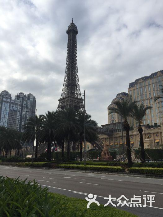 澳门巴黎铁塔图片 - 第15张