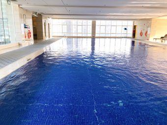 台州旗隆万豪酒店游泳池