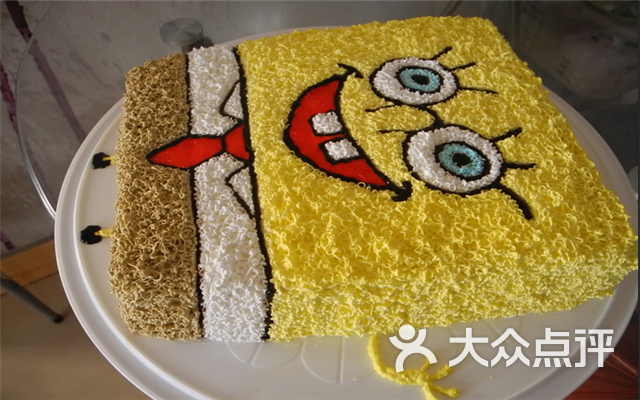 米拉贝多蛋糕屋(洋桥店)-海绵宝宝图片-北京美食-大众