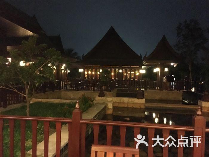 亚龙湾红树林度假酒店泰餐厅怎么样