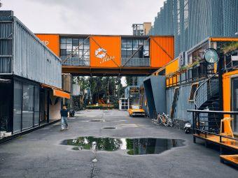 760文化创意产业园·停车场
