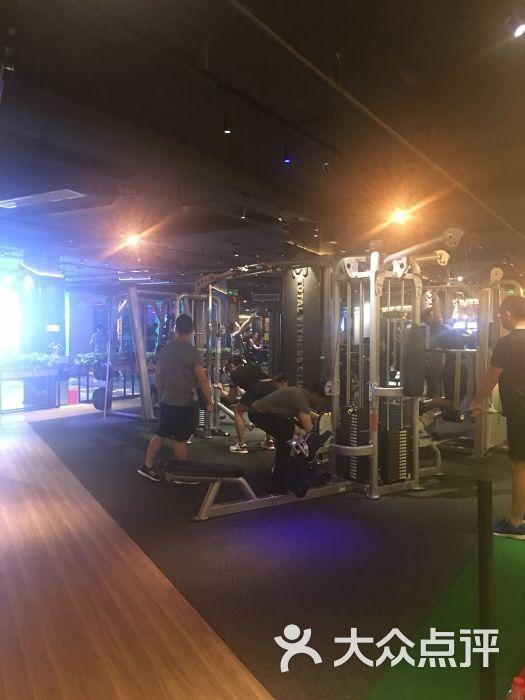 力美健健身俱乐部(海上世界店)-图片-深圳运动