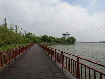 明珠湖·西沙濕地景區售票處