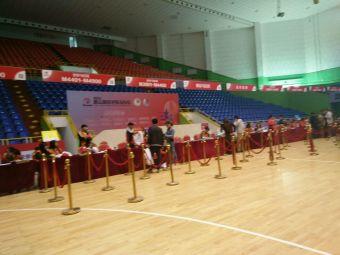 唐山市体育中心体育馆