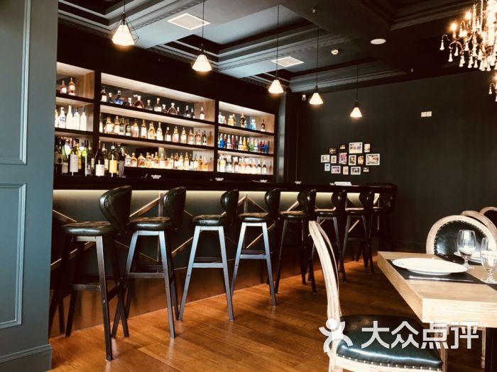 宝纳特西餐厅-吧台-菜-吧台图片-上海美食-大众点评网