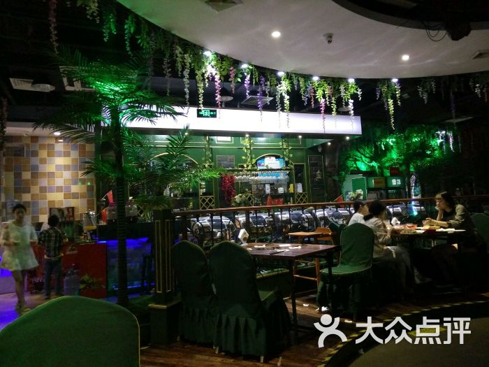 汉代主题餐厅情侣主题餐厅图片13