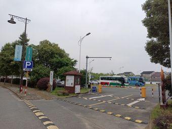 鸣鹤古镇停车场