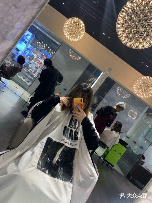 3am hair salon烫发染发接发(银石广场店)中发图片图片