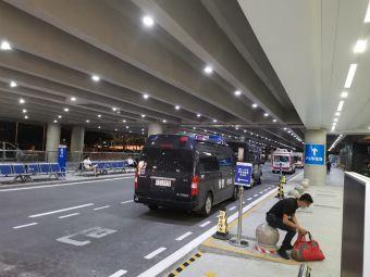 珠海金湾机场停车场