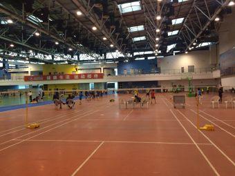 新体育中心羽毛球馆