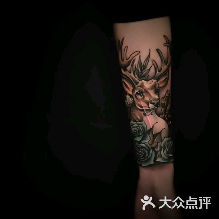 tattoo御刺青纹身店(虹桥店)图片 - 第6张