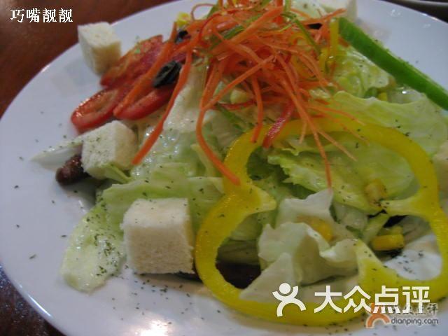 七里香坊 凯撒沙拉图片图片