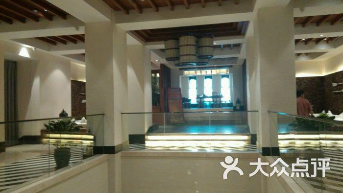 大众浴池平面设计图展示