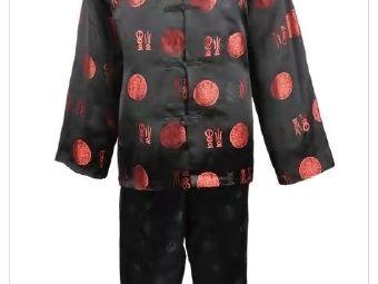 东方红·时装型寿衣