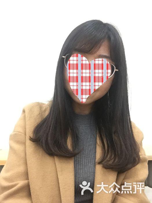 头发的经验,所以空气刘海并没有变成还珠格格丫鬟,也没有变成参差不齐图片