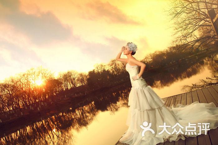 常州雷鸟爱美丽婚纱摄影拍的写真