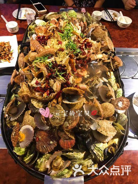 盛满楼海鲜私房菜-海鲜大咖图片-青岛美食-大众点评网