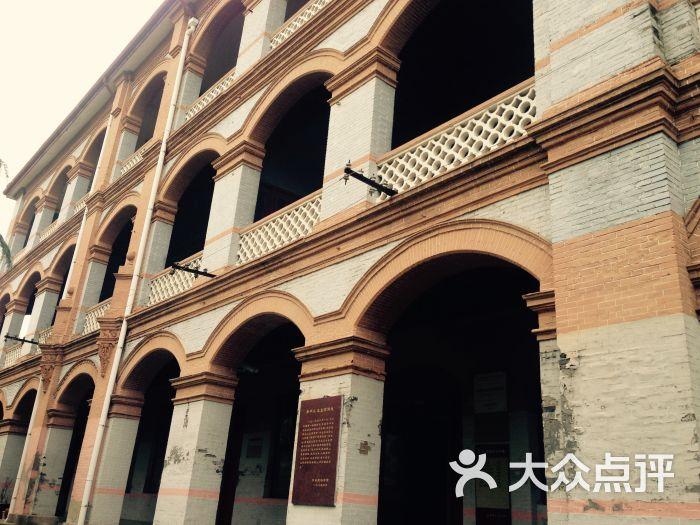 华东政法大学(长宁校区)-欧式建筑图片-上海教育培训